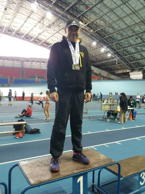Club Atletismo Barakaldo, veterano