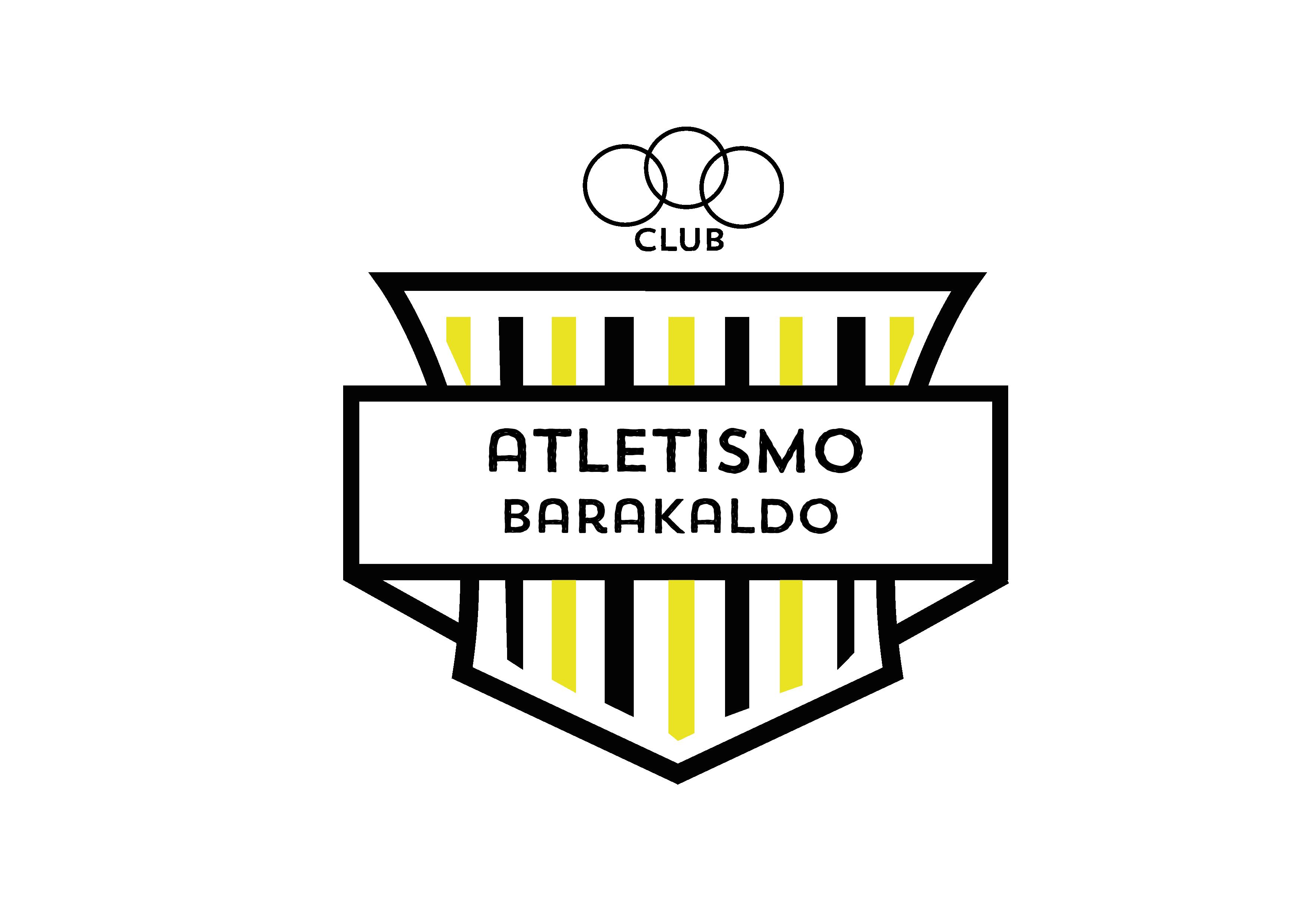 Club Atletismo Barakaldo en Durango para pruebas escolares